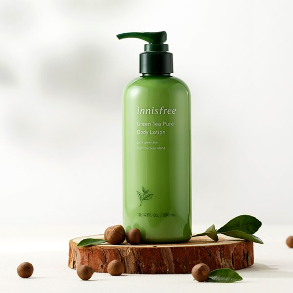 Лосьон для тела innisfree Green Tea Pure Body Lotion