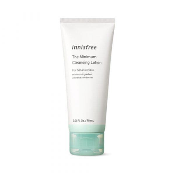 Лосьон для умывания innisfree The minimum cleansing lotion