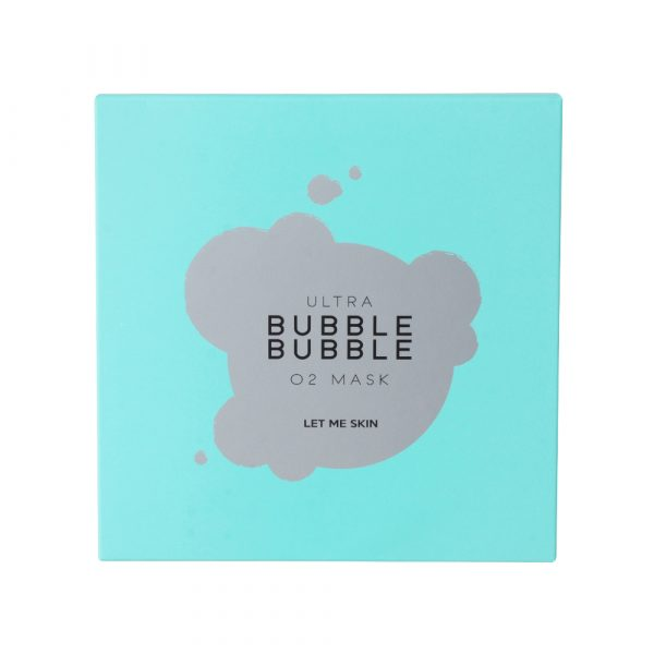 Маска для лица LA MUSE ultra 02 bubble bubble mask