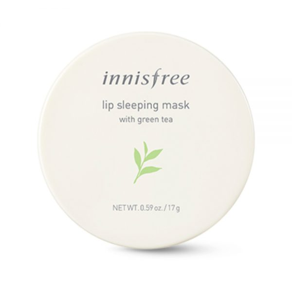 Ночная маска для губ innisfree lip Sleeping Mask With Green Tea