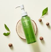 Очищающее масло innisfree Green tea cleansing oil