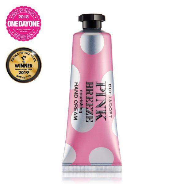 Питательный крем для рук «Pink Breeze» DUFT&DOFT