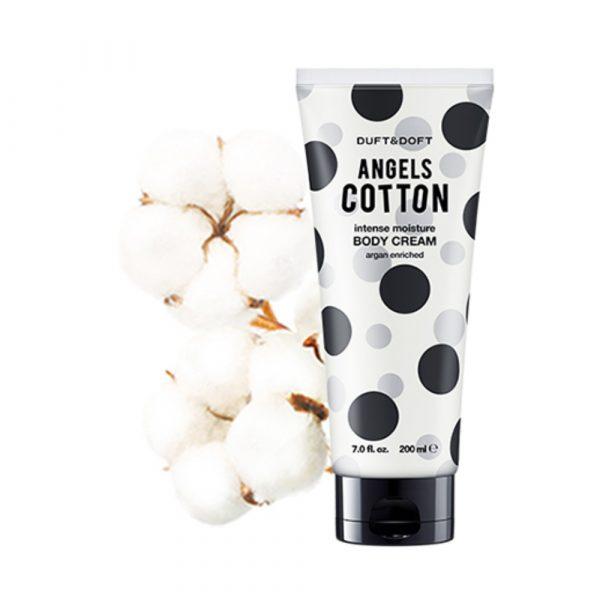 Питательный крем для тела «Angels cotton» DUFT&DOFT