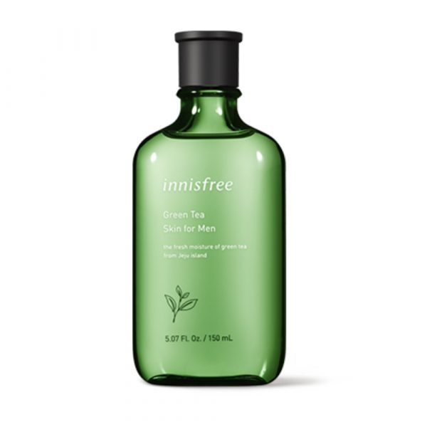 Тонер для мужчинinnisfree Green tea skin for men