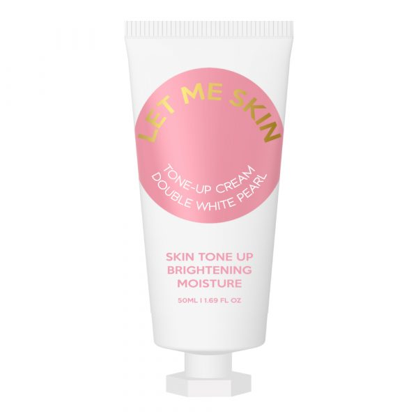 Тонизирующий крем LA MUSE Double White Pearl Tone-Up Cream