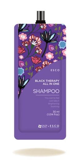 Шампунь Black Therapy от Esco-2