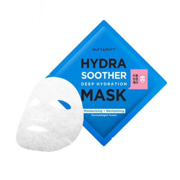 увлажняющая маска DUFT&DOFT DEEP HYDRATION MASK