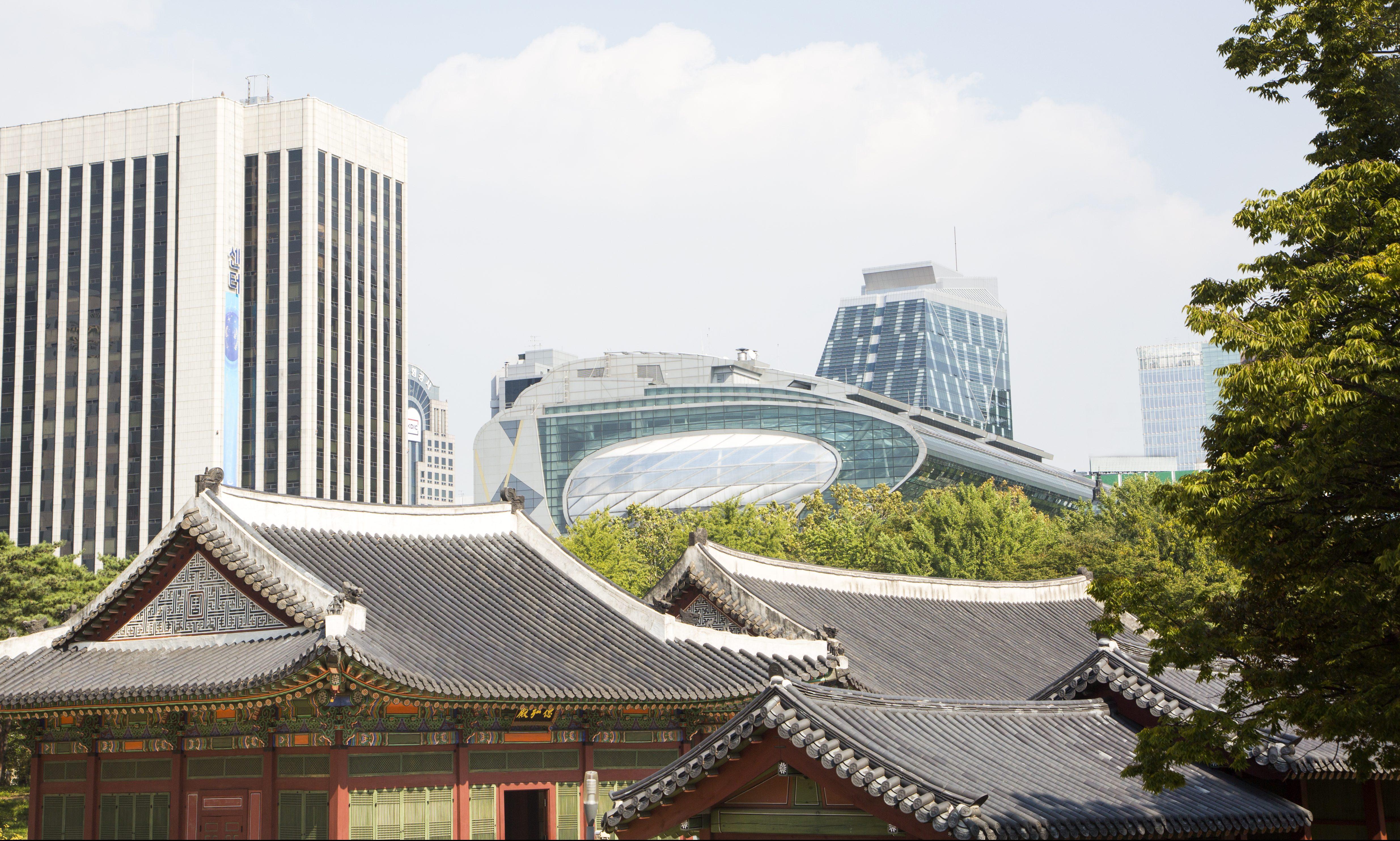 Великие дворцы Сеула - Токсугун