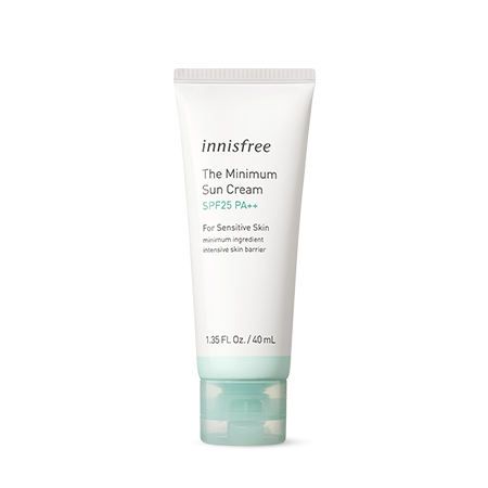 Солнцезащитный крем innisfree The minimum sun cream SPF25 PA++