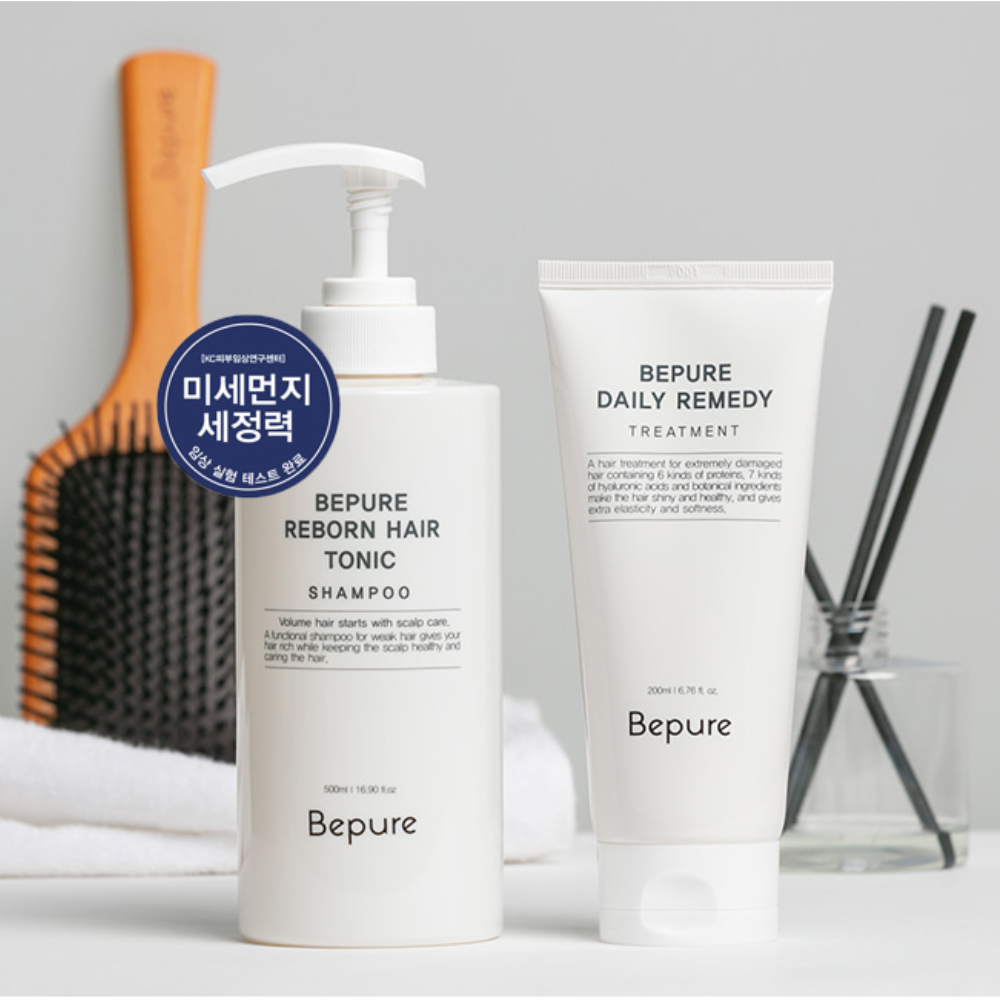 Bepure шампунь от выпадения волос