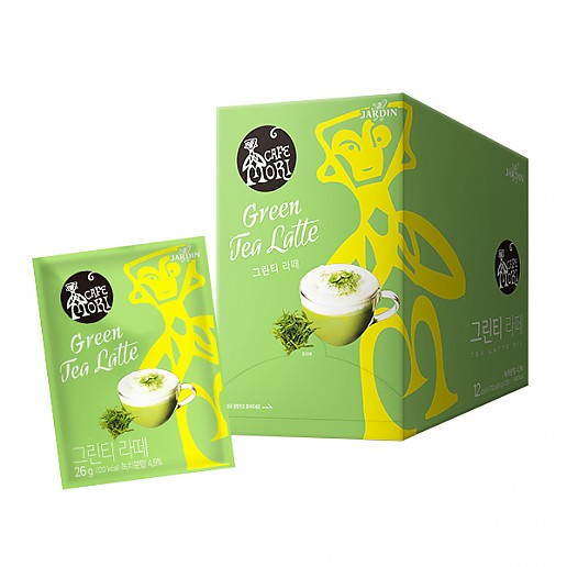JARDIN Green Tea Latte