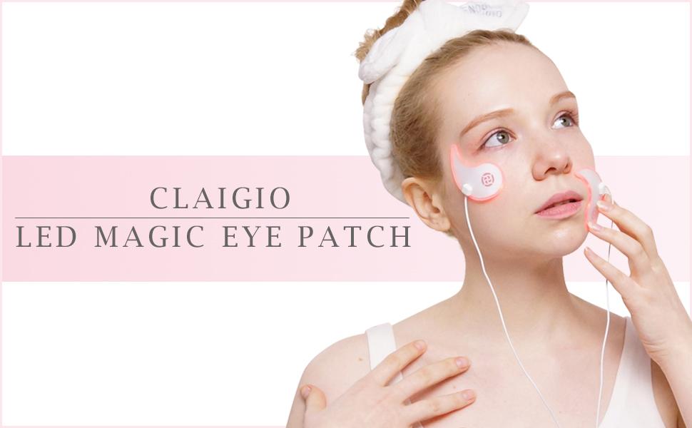 LED Magic патчи для глаз Claigio