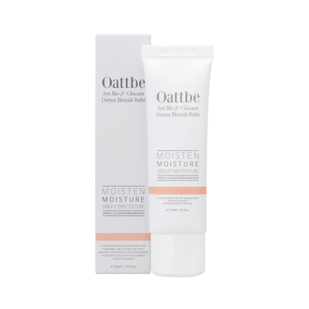 Oattbe Moisten moisture bright skin texture