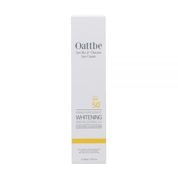 Oattbe Wrinkleimprovement Whitening and Blocking UV