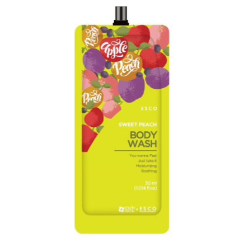 Sweet peach body wash esco