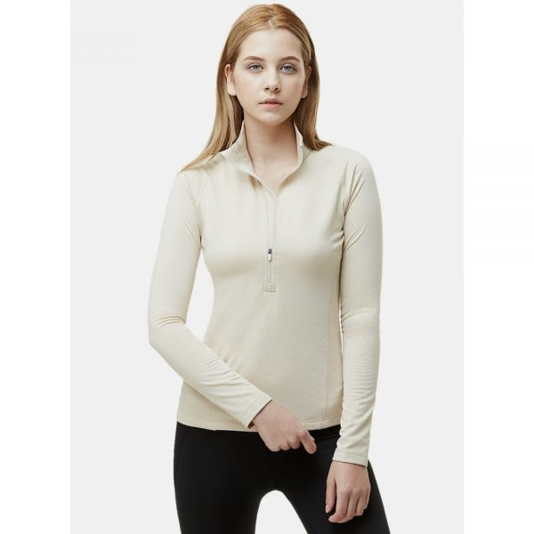 Женская спортивная футболка TSLA TM-XKZ02