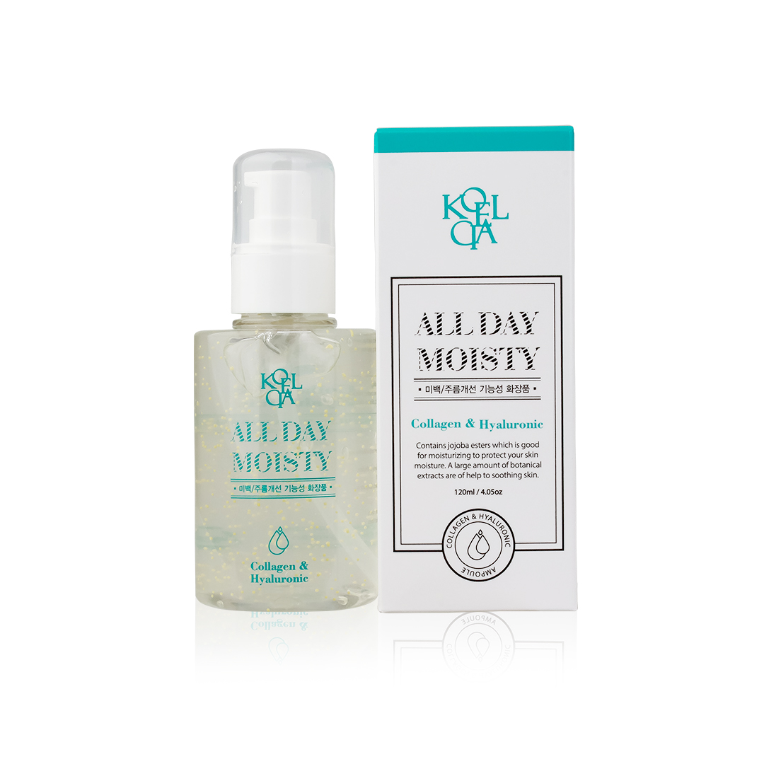 all day moisty ampoule collagen