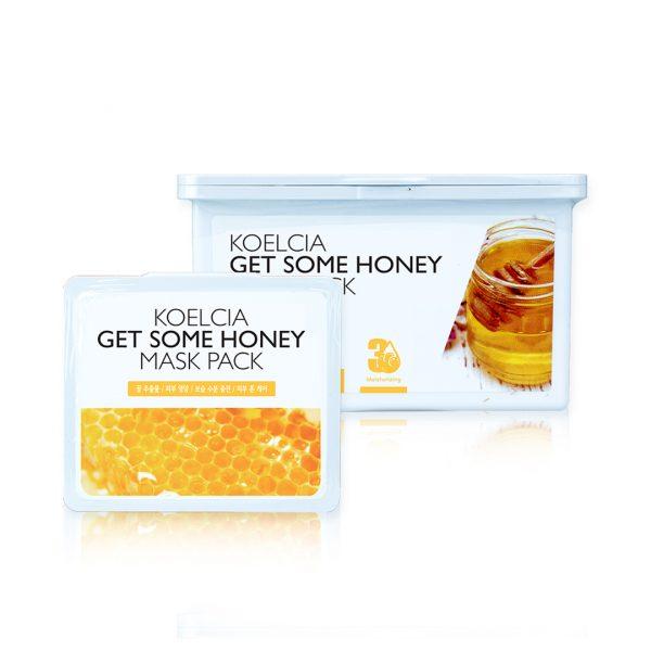 koelcia get some honey mask
