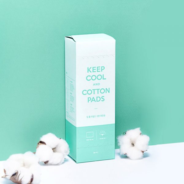 Ватные диски KEEP COOL Mild Cotton Pads
