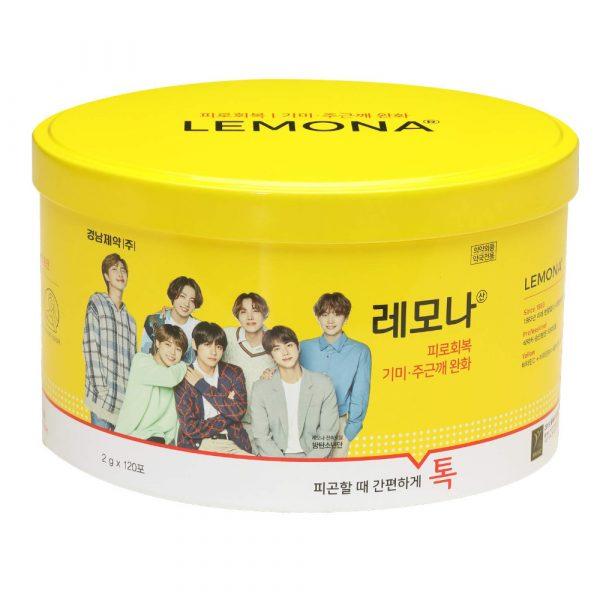 Витами С LEMONA Vitamin C BTS Bangtan Boys Merchandise Vitamin