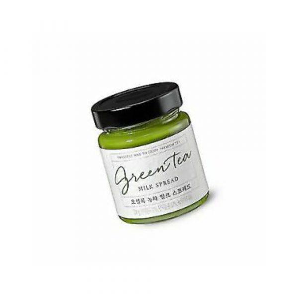 Джем из зеленого чая OSULLOC Green tea Milk spread