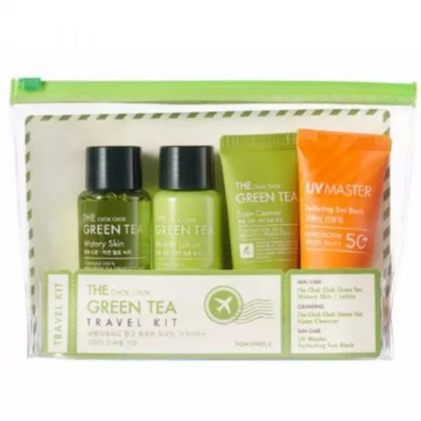 Дорожный набор TONYMOLY The Chok Chok Green Tea Travel