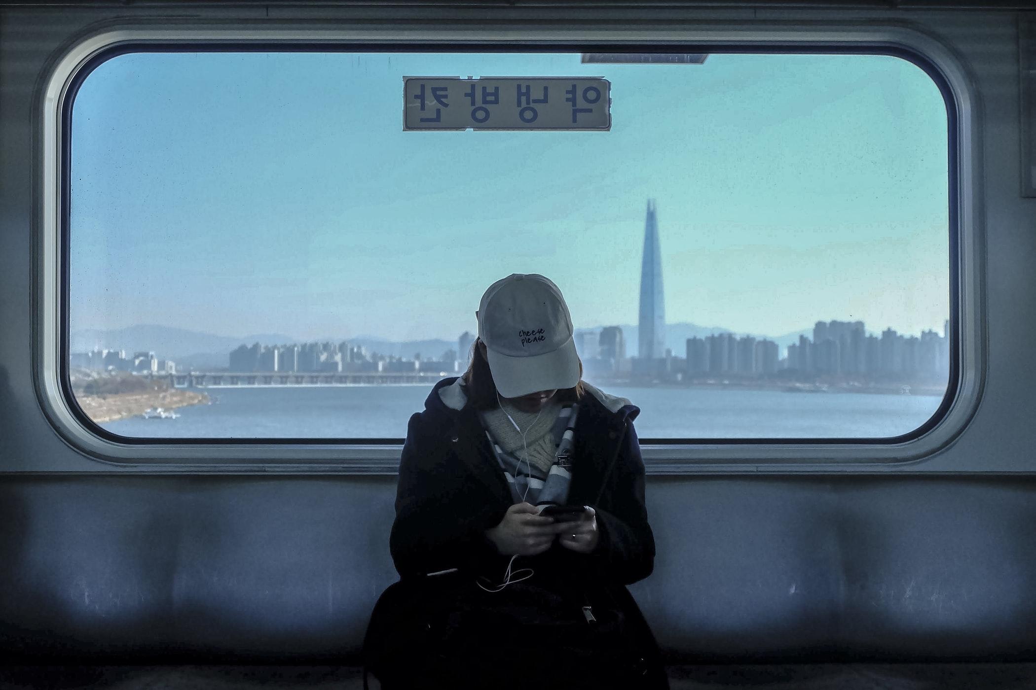 Корейское метро - взгляд изнутри