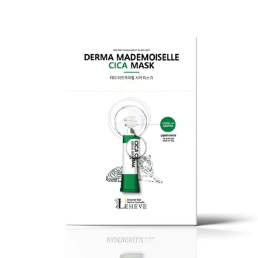 Маска для лица LEHEVE Derma Mademoiselle Cica Mask