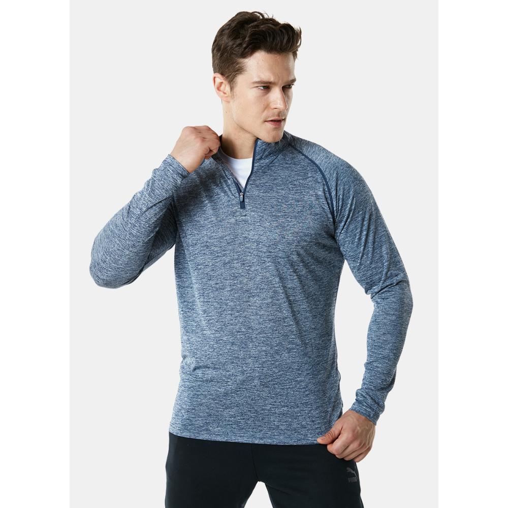 Мужская спортивная футболка TSLA TM-MKZ03