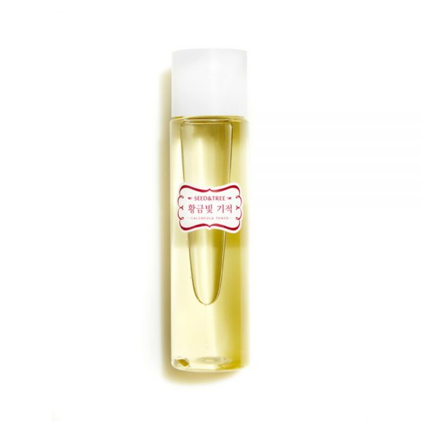Тонер для лица SEED&TREE Facial Toner With Freshly Squeezed Calendula