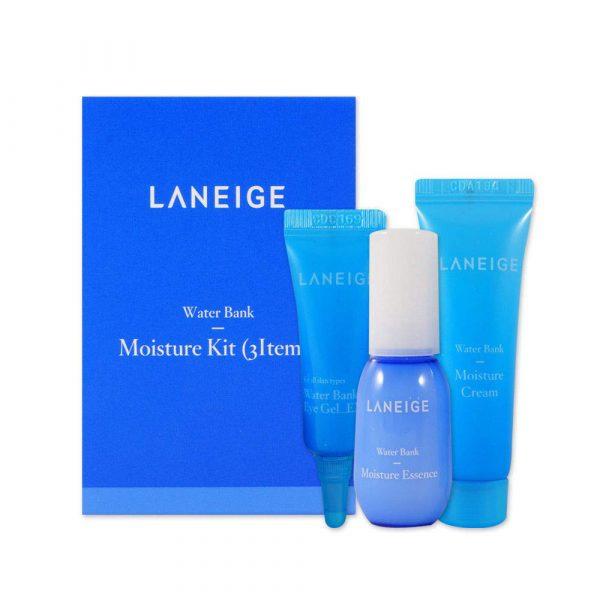 Увлажняющий набор LANEIGE Water Bank Moisture Kit (3 ед)