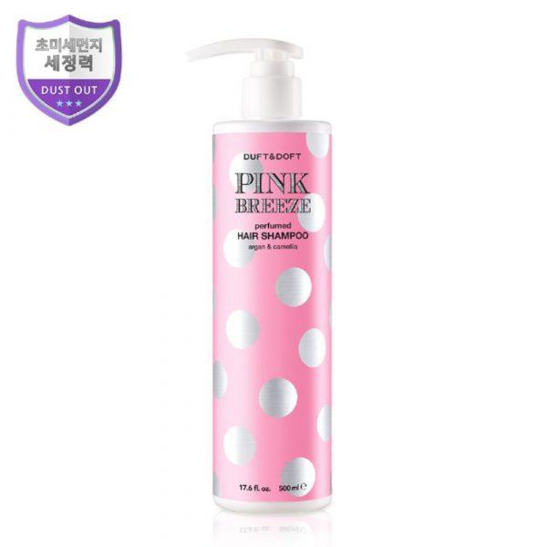 Шампунь для волос DUFT&DOFT Pink Breeze Perfumed Hair Shampoo