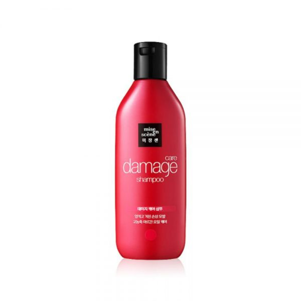 Шампунь для волос Miseenscene Damage Care Shampoo (140 мл)