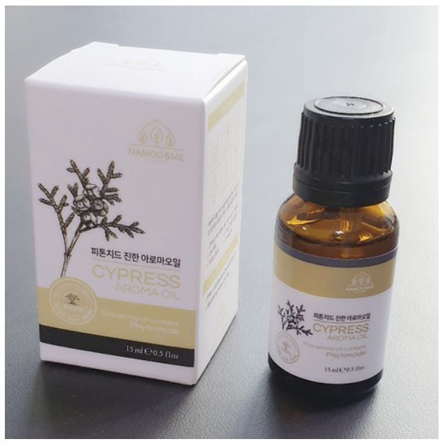Aromatherapy Cypress Essential Oil-1