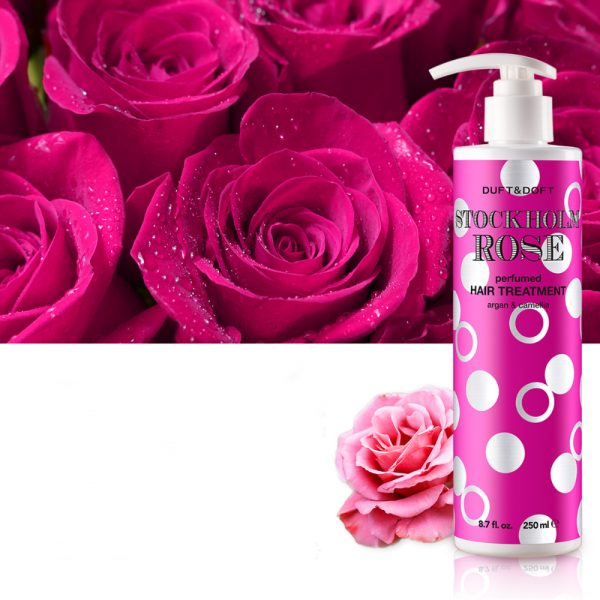 DUFT&DOFT Stockholm Rose Perfumed Hair Treatment