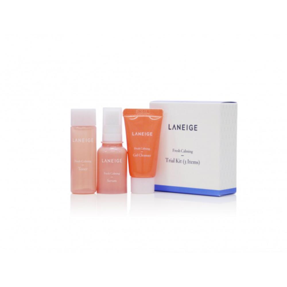 LANEIGE Fresh Calming Trial Kit (3 ед)