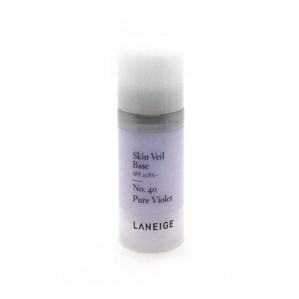LANEIGE Skin Veil Base No. 40 Pure Violet SPF 25