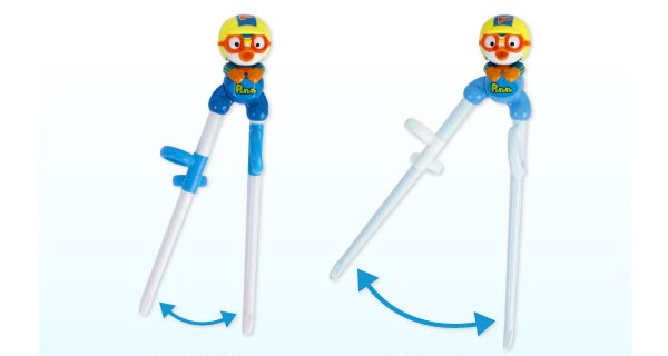 Pororo Edison Training Chopsticks-1