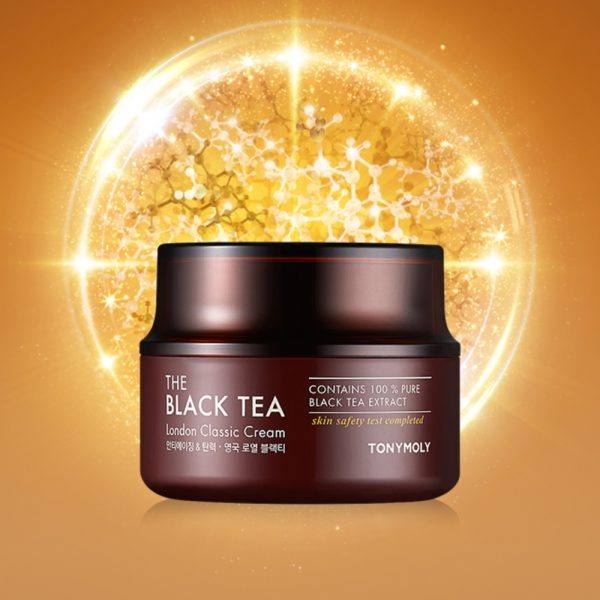 THE BLACK TEA LONDON CLASSIC CREAM от TonyMoly