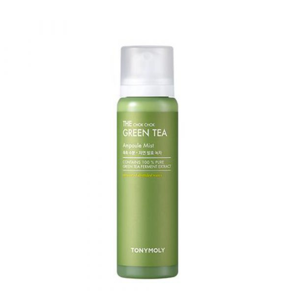 TONYMOLY The Chok Chok Green Tea Ampoule Mist