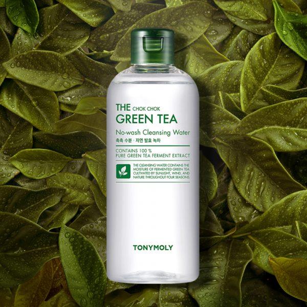 TONYMOLY The Chok Chok Green Tea Cleansing Water (300 мл)