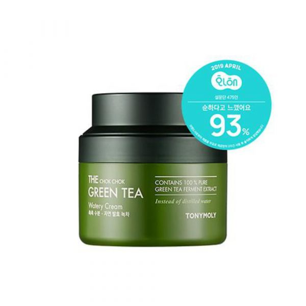 TONYMOLY The Chok Chok Green Tea Watery Cream (100 мл)