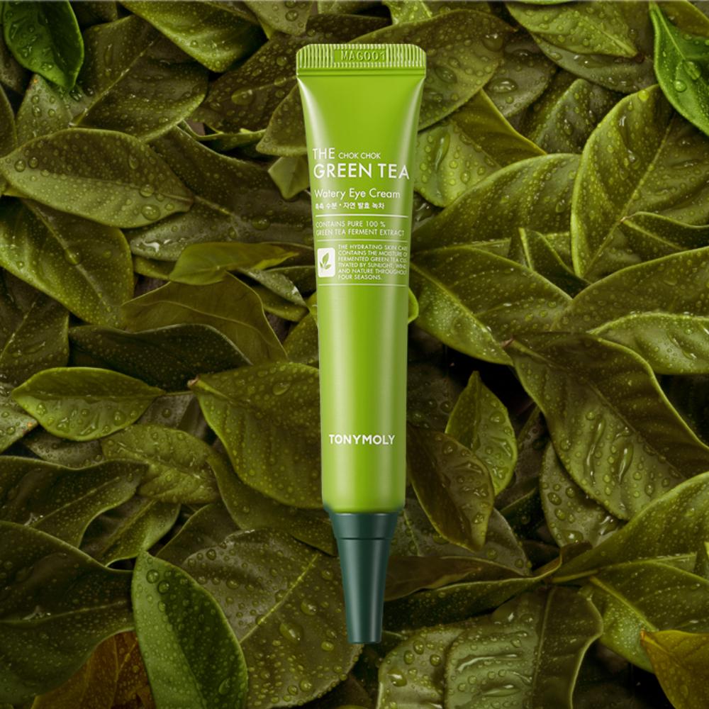 TONYMOLY The Chok Chok Green Tea Watery Eye Cream (30 мл)
