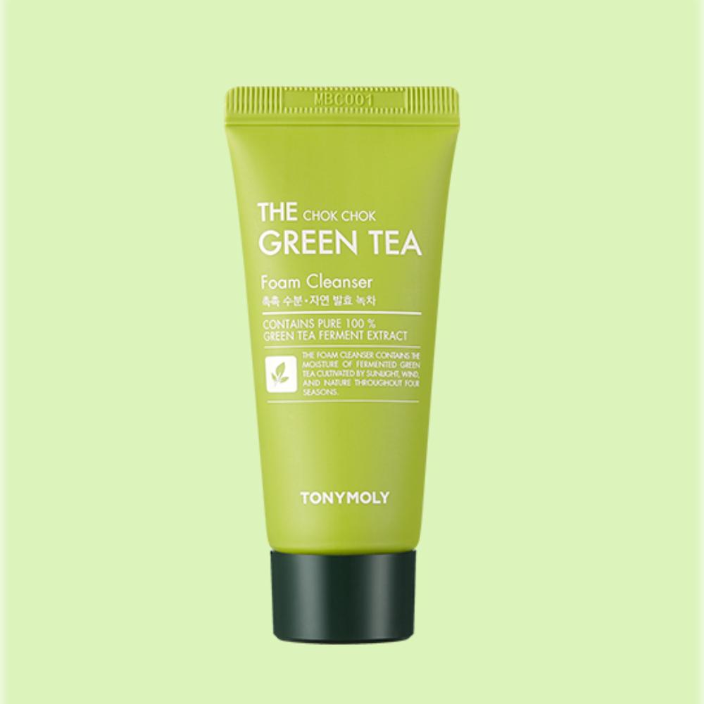 TONYMOLY The Chok Chok Green Tea Watery Kit