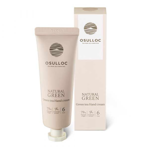 Крем для рук OSULLOC Green Tea Hand Cream