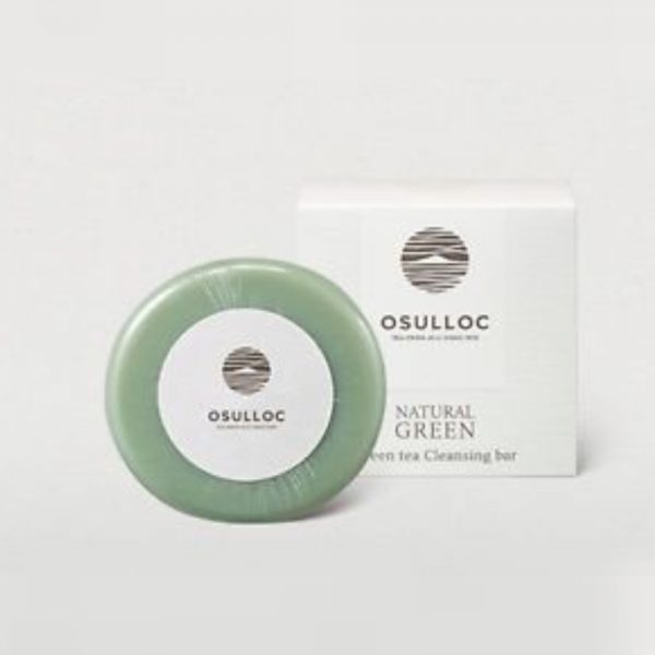 Мыло для тела OSULLOC Green Tea Cleansing Bar
