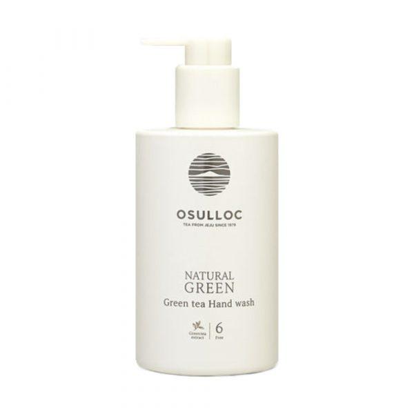 Мыло-пенка для рук OSULLOC Green tea Hand wash