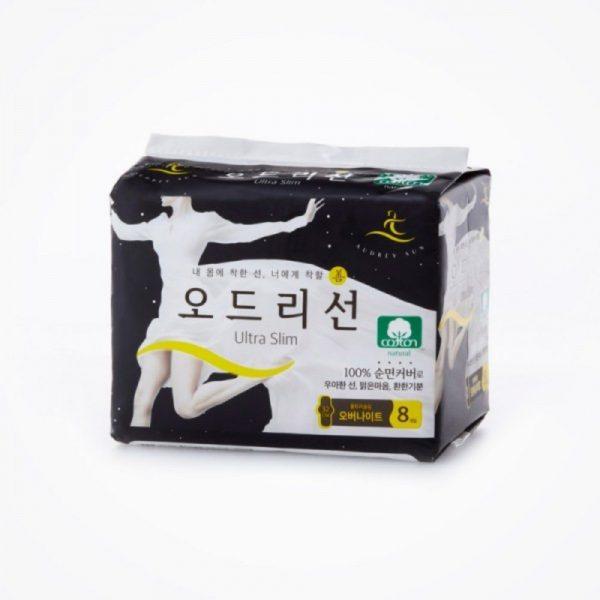 Хлопковая менструальная прокладка Audreysun Ultra Slim