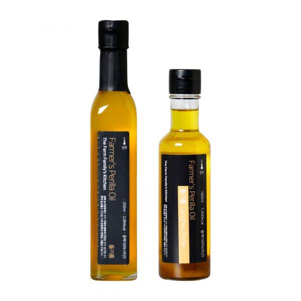 The Farm Family's Kitchen Farmer's Perilla Oil