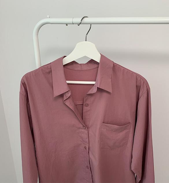 Женская хлопковая рубашка 713 Women's Cotton Shirt